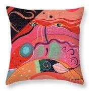 The Joy Of Design X L V I I I Part 2 Throw Pillow