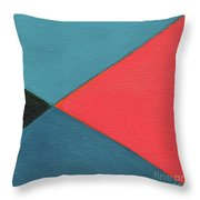 The Joy Of Design X L V I I Part 2 Throw Pillow