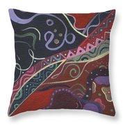The Joy Of Design X X V I I I Throw Pillow