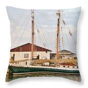 The Kaiui Ana - Ocean City Maryland Throw Pillow