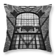 The Key Is Love Throw Pillow