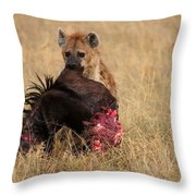 The Kill Throw Pillow