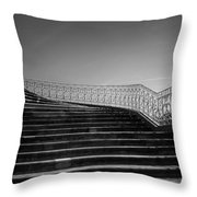 The Kings Steps Throw Pillow