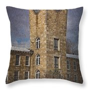 The Kirby Mill 1882 Throw Pillow