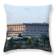 The Knesset, Jerusalem 2 Throw Pillow