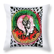 The Knowing  Throw Pillow