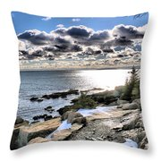 The Land That I Love Throw Pillow