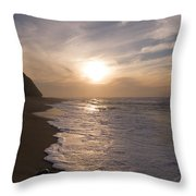 The Last Minute Throw Pillow