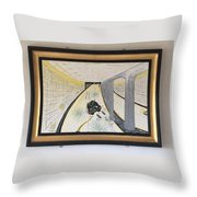 The Last Night 0f Princess Diana Throw Pillow