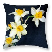 The Last Ones Throw Pillow