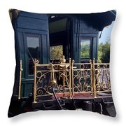 The Last Windows Throw Pillow