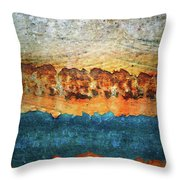 The Layers Throw Pillow