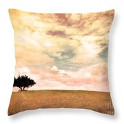 The Learning Tree Throw Pillow