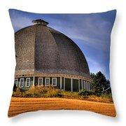 The Leonard Barn II Throw Pillow