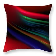 The Light Fantastic Throw Pillow