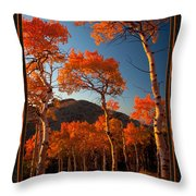 The Light Is Good Throw Pillow