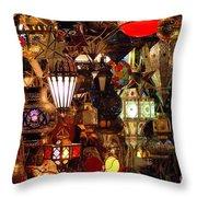 The Light Shop Marrakesh Throw Pillow