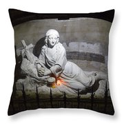 The Light That Holds Us Throw Pillow