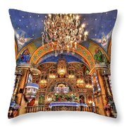 The Light Within Throw Pillow
