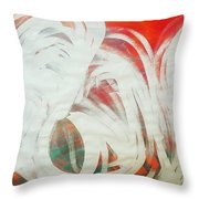 The Lion And The Swan  Throw Pillow