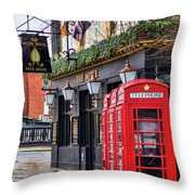 The Local Throw Pillow by Heather Applegate