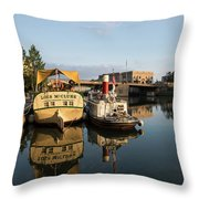 The Lois Mcclure Throw Pillow