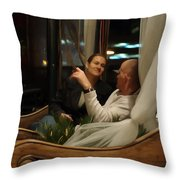The Look Of Love - Digitalart Throw Pillow
