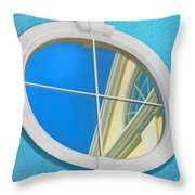 The Looking Glass Throw Pillow