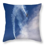 The Loop Throw Pillow