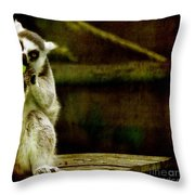 The Lori Throw Pillow