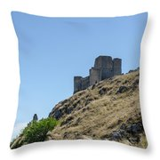 The Lost Kingdom Throw Pillow