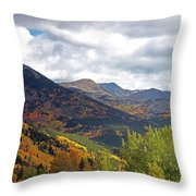 The Love Of Nature Throw Pillow