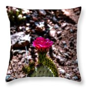 The Loving Cup Throw Pillow