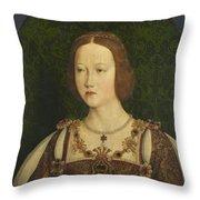 The Magdalen   Throw Pillow