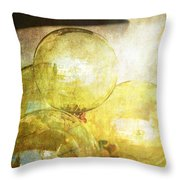 The Magic Of Christmas Throw Pillow
