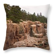 The Maine Thing Throw Pillow
