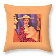 The Man In Her Life Paid More Attention To Ruby Hatfield After She Bought That New Dress Throw Pillow