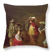 The Marauders 1635 Throw Pillow