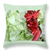 The Marriage Throw Pillow