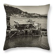 The Mary Duncan Hume Throw Pillow