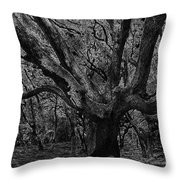 The Matriarch Throw Pillow