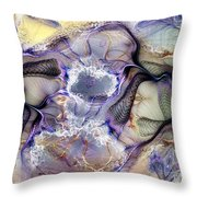 The Matrix Reestablished Throw Pillow