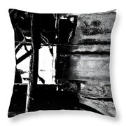 The Mechanisms Of Modern Sedation Throw Pillow
