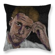 The Medallion Throw Pillow