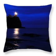 The Memory Lives On... Throw Pillow