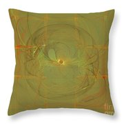 The Minds Eye Throw Pillow