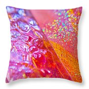 The Mirror Of The Truth Throw Pillow