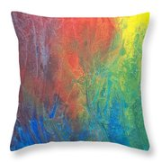 The Mix Up Throw Pillow