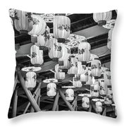 The Modern Tradition Throw Pillow