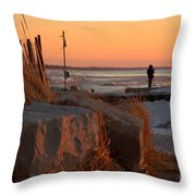 The Moment 8 Throw Pillow